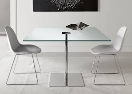 Square Glass Dining Table Square Glass Dining Table Simple All Furniture Special