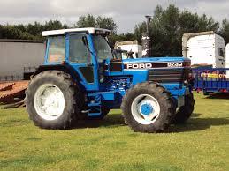 ford new holland 30 series tractors operators manual 8530 8630