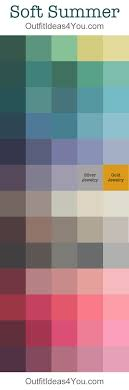 summer colors 124 best color analysis soft summer light or deep images on