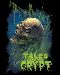 tales from the crypt u201d 25th anniversary shirts and boxed set from