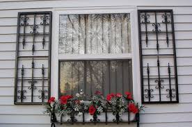 wrought iron shutters for the home wrought iron