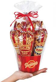 popcorn gift baskets of 12 mini popcorn gift baskets popcornopolis