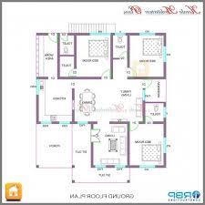 3 bhk single floor house plan simple 2 bhk house plan remarkable architecture kerala 3 bhk single