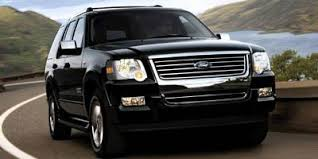 2007 Ford Explorer Interior Ford Explorer Explorer History New Explorers And Used Explorer