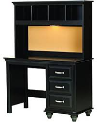 amazon com lang furniture madison desk hutch with light 12 by 45
