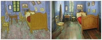 vincent van gogh bedroom spots in art institute s van gogh bedroom replica going quickly on