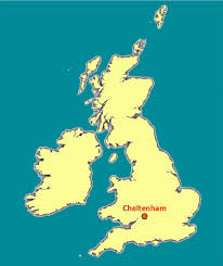 England On The Map by Thresherabroad Studying Abroad In Cheltenham England Page 3