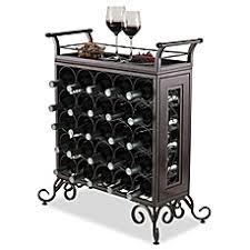wine racks u0026 storage wine bars cabinets and more bed bath u0026 beyond