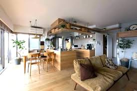 japanese style home interior design japanese style home design exposed concrete and vintage vibe in