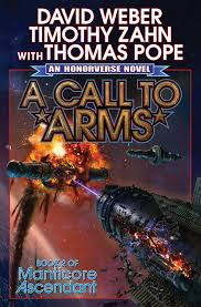 a call to arms manticore ascendant david weber timothy zahn