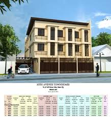mandaluyong townhouse for sale j fernandez townhomes