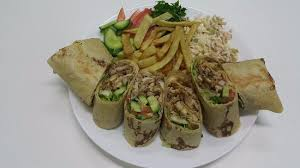 arabic wrap great lebanese and arabic food review of ali baba nicosia