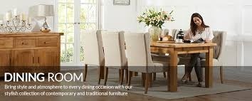 Dining Room Furniture Oak Furniture Superstore - Dining room chairs oak