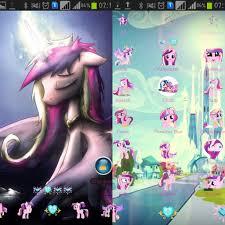 Download Princess Cadance Theme Go Launcher Free Mlp Kimhanchan