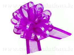 pull bow ribbon organza pull bow and wedding car ribbons organza pull bow shop