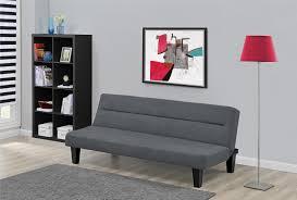 dhp kebo futon sofa bed grey walmart canada