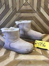 s ugg australia mini bailey bow boots ugg womens mini bailey bow liberty boots size 7 style 1013618 ebay