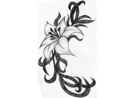 tribal tattoos with roses designs hibiscus flower tattoos index of wp content gallery category