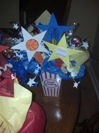 sports themed baby shower centerpiece made by v u0027ashley joyner