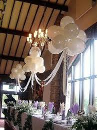 Table Decorating Balloons Ideas 50 Awesome Balloon Wedding Ideas Wedding Centerpieces
