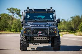 land rover 110 off road few things on earth are cooler than custom land rover defenders