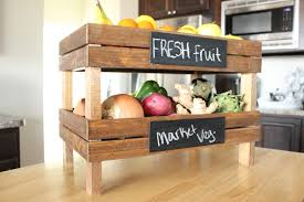 Cool Fruit Bowls by Diy Stackable Fruit Crates U0026 A New Series 30 Thursday The Wood