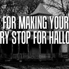 cemetery fence halloween prop 13 tips for making your house a scary stop for halloween weird