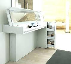 white vanity table with mirror mirror vanity table kulfoldimunka club