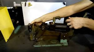 punch press youtube