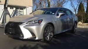 lexus f sport rim color 2016 lexus gs350 f sport review youtube