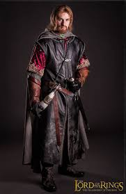 sioux city halloween costumes the lord of the rings boromir costume studio photoshoot pic heavy