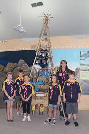 5th mildura scout group check out cubs christmas tree