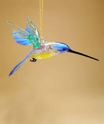 hummingbird ornaments hummingbird ornament and tree
