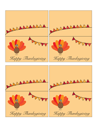 thanksgiving place card printable cooking up cottage