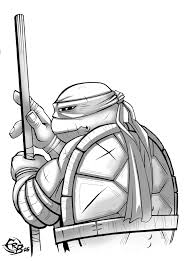 knowledge power ninja turtles deviantart