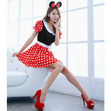 Cute Minnie Mouse Halloween Costume Cheap Minnie Mouse Costume Aliexpress