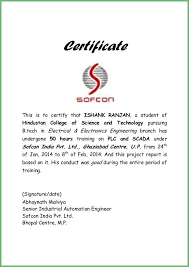 Experience Letter India lovely electrician experience certificate format picture txt image