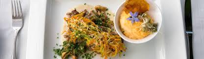 ski cuisine top quality cuisine at a ski hut gastein s ski toques