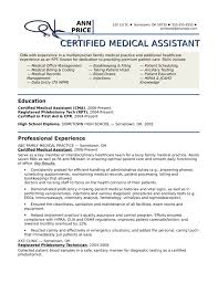 medical assistant resume efficiencyexperts us