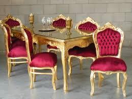 Esszimmer Set Gebraucht Esszimmer Barock Design