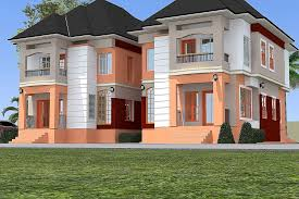 mr patrick 4 bedroom twin duplex residential homes and public
