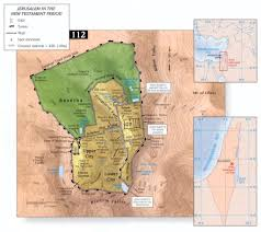 Gennesaret Map Swartzentrover Com Holman Holman Bible Atlas Part Iii