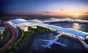 Kansas travel plans images Kansas city international airport terminal master plan jpg