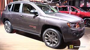 2017 jeep compass limited 4k wallpapers 2016 jeep compass 75th anniversary edition exterior interior