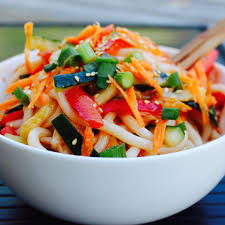 Noodle Salad Recipes Shanghai Cold Noodle Salad What The Heck Do I Eat Now