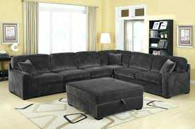 Modern Microfiber Sectional Sofas by Great Grey Microfiber Sectional Sofa Rosiesultan Com