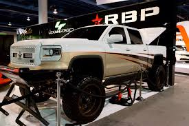 monster truck shows 2013 2014 chevy 1500 4wd with a bulletproof suspension 12 u0027 u0027 suspension