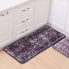tapis cuisine lavable nouveau rétro tapis cuisine lavable bienvenue tapis de sol
