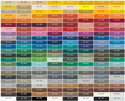 list of colours colour finish oxford bike works