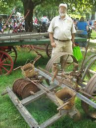 2 Row Corn Planter old 2 row corn planter iowa state fair iowayoder flickr